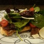 Chicken Parmesan - with a twist!