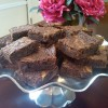 'I need a moment' brownies