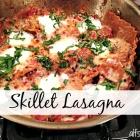 6PM lasagna.