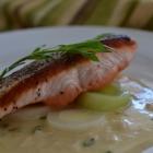 Guest Post: Crispy Skin Salmon