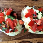 Bruschetta chicken.