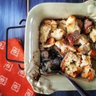 Rustic chicken casserole.