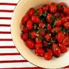 Christmas tomatoes.