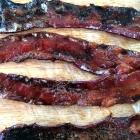 Brown sugar bacon.