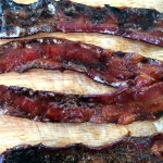 Brown sugar bacon.