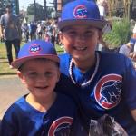 Post season Cubs baseball.