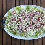 Crunchy slaw salad