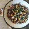 Rainbow Quinoa Salad