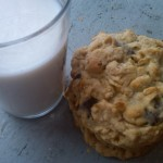 The oatmeal chocolate chip cookie mystery: solved.