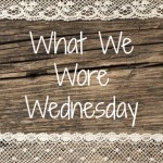 What we wore Wednesdays.