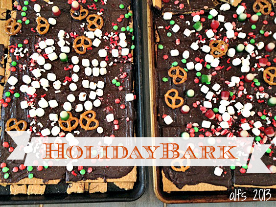 holiday bark