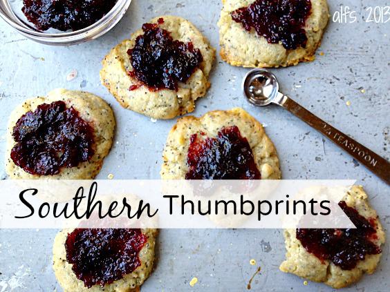 southern thumbprints