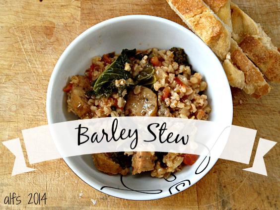 barley stew