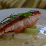 Guest Post: Crispy Skin Salmon