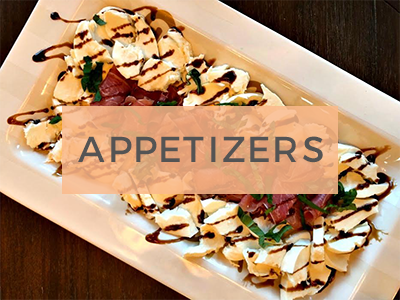 """""""Appetizer"""