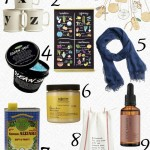 Holiday Gift Guide: for her.