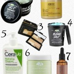 C's skincare picks.