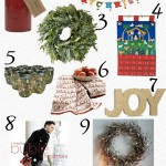 Deck the halls – holiday home decor.