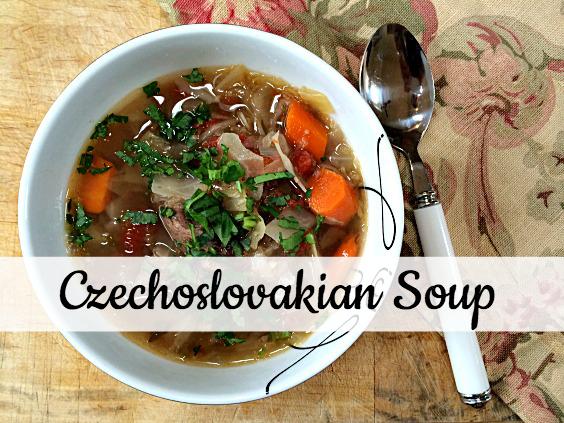 Czechoslovakian Soup