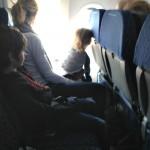 Motherhood: on traveling with little ones.