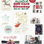C's picks + a Minted giveaway…!