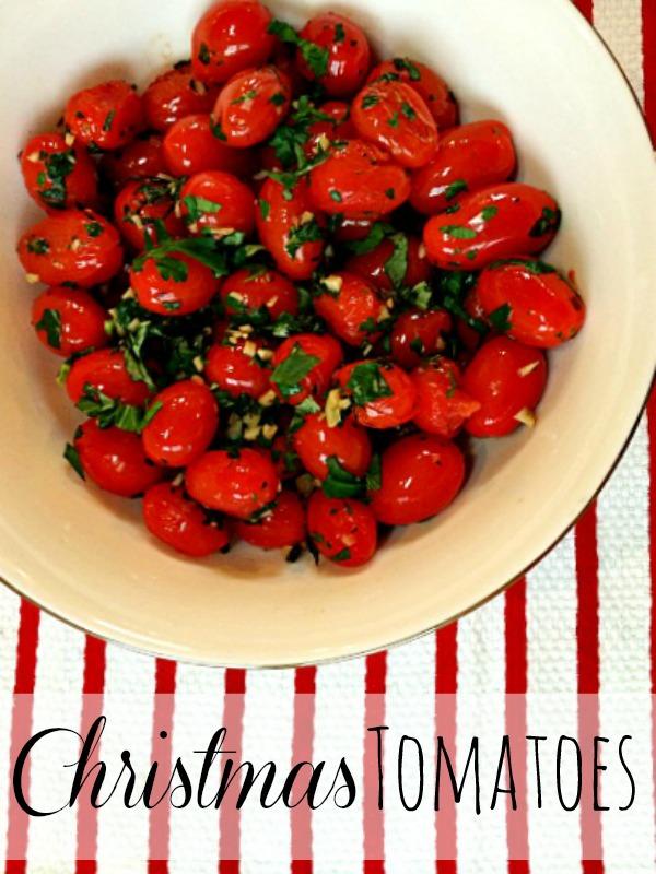 christmas tomatoes