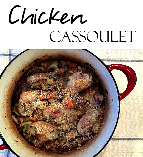 chicken-cassoulet