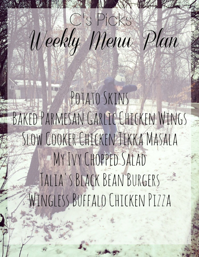 weekly menu plan 2-1