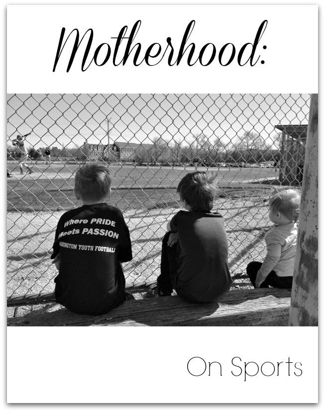 Motherhood on sports-1