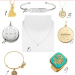 Mother's Day: jewelry picks.