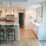 A kitchen peek + Framebridge