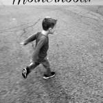 Motherhood: on the magical age of 3.
