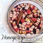 Honeycrisp sangria.