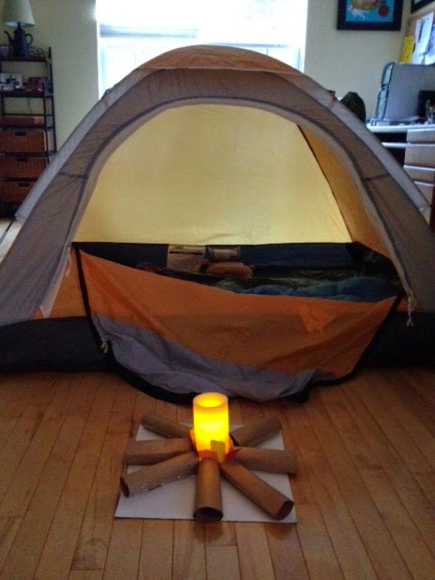 tent-campfire
