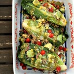 Charred Mexican Salad.
