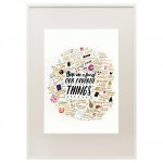 Giveaway! 'My Favorite Things' Print
