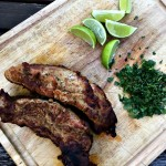 Slow cooker honey lime pork
