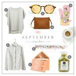 September crushes