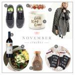 November crushes