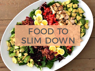 Food To Slim Down