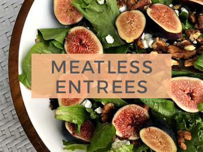 Meatless Entrees