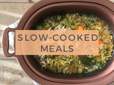 Slow-Cooker Meals