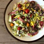 Italian Sub Chopped Salad