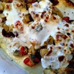 Mediterranean baked chicken