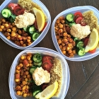 Meal Prep Mondays: Detox Moroccan Spiced Glow Bowls