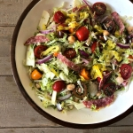 Italian Sub Chopped Salad