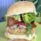 Bikini season burger.