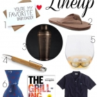 Father's Day gift guide.