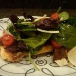 Chicken Parmesan – with a twist!