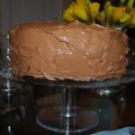 Self esteem boosting cake.